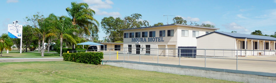 Modern, comfortable accommodation in Moura