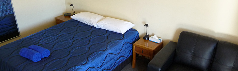 Clean and comfortable rooms in Moura